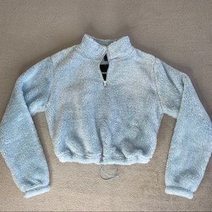 Forever 21 Faux Fur Pullover